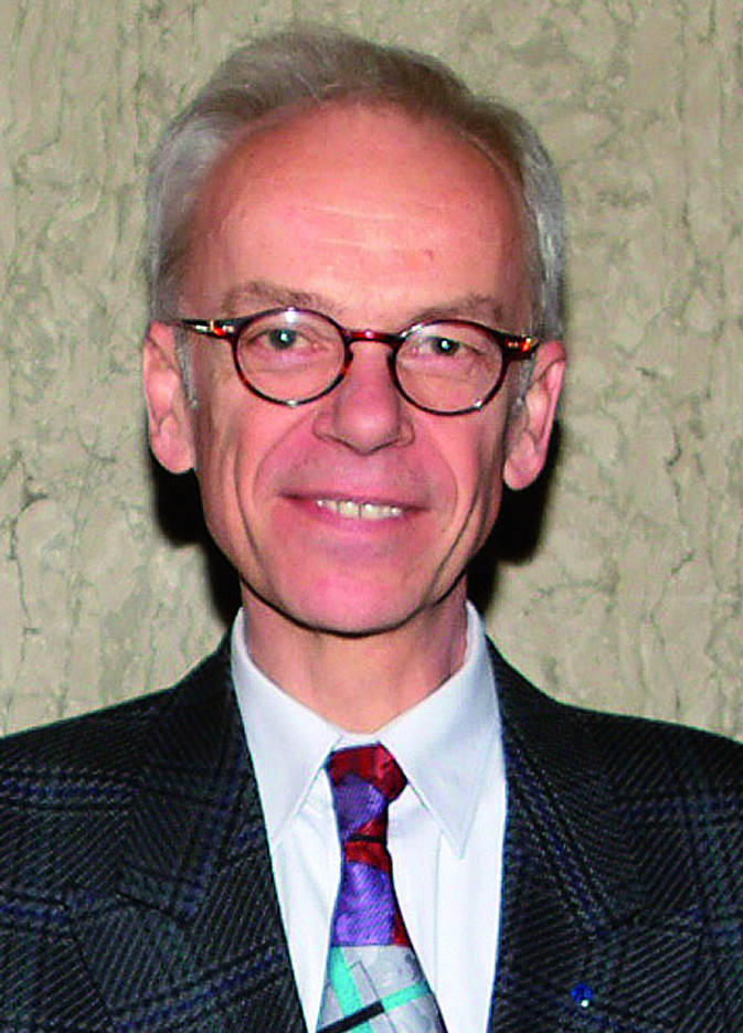 Heinz Pürer, Gründungsgeschäftsführer 1979 bis 1986